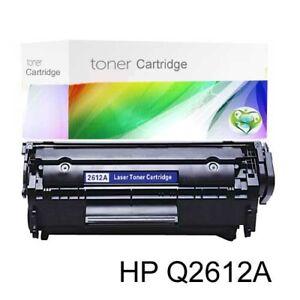 2 UNITS  HP Laserjet Q2612A FOR HP PRINTER