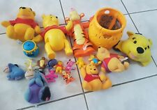 winnie the pooh toys lots off