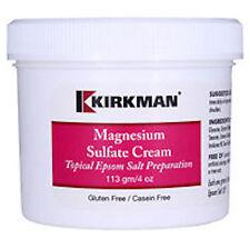 Magnesium Sulfate Cream 4 oz