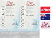 Wella Color Charm T18 Lightest Ash Blonde Permanent Hair Toner