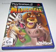 Madagascar PS2 PAL *Complete*