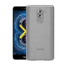 Custodia Cover Case Slim per Huawei Honor 6x in silicone trasparente