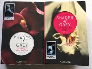Shades of Grey Geheimes Verlangen Gefährliche Liebe EL James