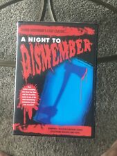 A Night to Dismember (DVD, 2001)