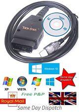 AUTO Diagnostic Tool Cavo USB KKL VAG-COM 409.1 OBD2 II OBD VW / AUDI / SEAT / SKODA