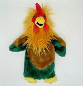 THE PUPPET COMPANY COCKEREL BIRD HAND PUPPET