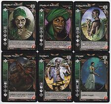 Ishtarri Big Cap Crypt Lot G3/G4 6x Vampires Legacies of Blood/EK V:TES VTES