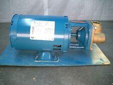 Burks Model 35CT7M Turbine Pump - 1/2HP, 3450 RPM, 230/460 Volts, 3 Phase Motor