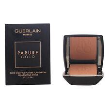 Guerlain Parure Gold Powder 05 beige Fonce