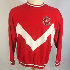 Rare Vintage 80s 90s Iu Indiana Hoosiers Starter Basketball Sweatshirt T Shirt