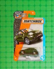 2016 Matchbox #3 - '16 Fiat 500X