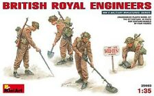 MINIART MODEL KIT MIN35083 - Miniart 1:35 - British Royal Engineers