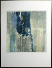 Monograma RH. Original litografia/ E.A. Copia de artistas. incl. marco aluminio
