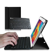 Für Samsung Galaxy Tab 4 10.1 Bluetooth Tastatur Hülle Keyboard Case SM-T530