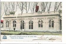 CPA Carte Postale-Belgique-Liège Exposition de 1905-Palais de la Femme- VM26123d