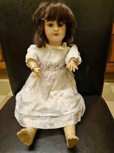 Rare Antique limoges doll