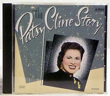 The Patsy Cline Story by Patsy Cline (CD, May-1989, MCA (USA))