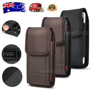 Mobile Phone Belt Holder Pouch Case Cover for Universal Samsung Apple SmartPhone