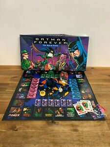 Batman Forever The Board Game 1995 Hasbro
