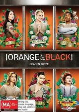 Orange Is The New Black - SEASON 3 : NEW DVD