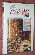 THE VICTORIAN GARDEN SERIES DVD Boxset Kitchen / Flower / Garden
