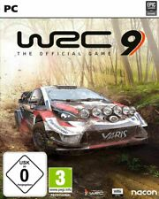 WRC 9 PC Download Vollversion Epic Games Code Email (OhneCD/DVD)