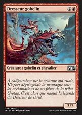 MTG Magic M15 FOIL - Goblin Roughrider/Dresseur gobelin, French/VF