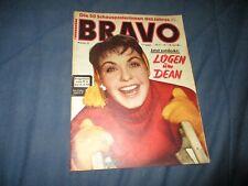 Bravo 10/58 mit Fernsehprogramm vom 9.3.1958 - 15.3.1958 Heft komplett