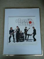 STATUS QUO PROGRAMME 1995 30TH ANNIVERSARY DON`T STOP WORLD TOUR COLLECTIBLE GEM