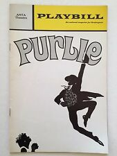 Purlie - May 1971 Playbill - Cleavon Little, Sherman Hemsley, Patti Jo