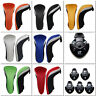 NEW Mesh Golf Headcover Premium Golf Club Rescue Head Covers Hybrid UT Headcover