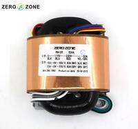 ZEROZONE R-Core transformer 50VA 0-115V-230V To 15V-0V-15V*2 For Headphone amp