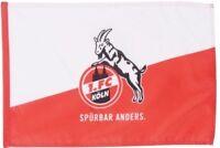 1 FC K/öln Fahne//Stockfahne ** 1948 ** 150 x 100 cm 5040045