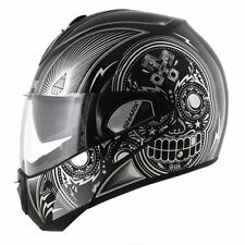 Casque Shark Evoline 3 Mezcal Chrome Taille XL He9348ekukxl