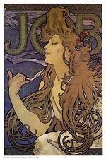 ALPHONSE MUCHA JOB 1897 VINTAGE POSTER (61x91cm)  PICTURE PRINT NEW ART