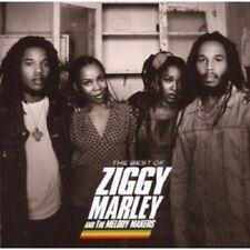ZIGGY MARLEY & THE MELODY MAKERS - BEST OF  CD 12 TRACKS REGGAE COMPILATION NEU