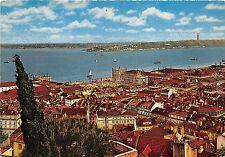 BR28249 Lisboa vista generale rio Tejo portugal