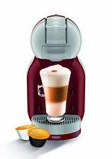 KP120540 Mini Me Coffee Machine, 1500 W, Red/Grey