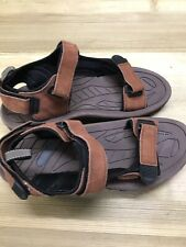 SIZE 11 SUPER GRADE BRITISH ARMY ISSUE BROWN SANDALS walking outdoors summer
