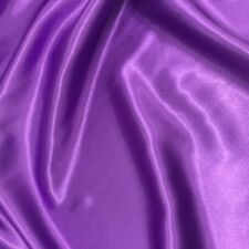 3Mts Polyester Satin Purple X150cm for shorts shirts garments crafts