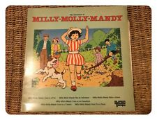 The Adventures of Milly Molly Mandy Vinyl LP 1982 Super Tempo Records STMP 9026