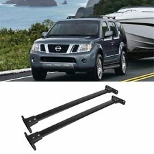 2Pcs Roof Rack Cross Bar For NISSAN PATHFINDER for 05 - 12 Carrier Roof Rail