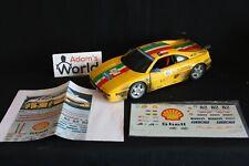 Hot Wheels Ferrari 355 Challenge 1999 1:18 decals + donor model (PJBB)