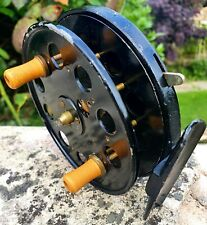W.R. Products Speedia Narrow Drum Centrepin Fishing Reel barbel tench carp chub