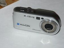 Sony Cyber-shot DSC-P200 7.2 MP Digital Camera - Silver