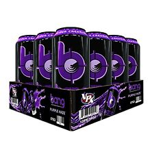 VPX Bang Energy Drink Super Creatine Purple Haze 16 oz ( Pack of 12 )