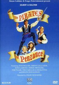 Gilbert & Sullivan - The Pirates of Penzance [New DVD] Dolby