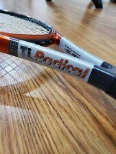 Head Ti. Radical Made in Austria Tennis Racquet Oversize 4 3/8
