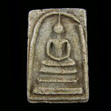 Phra somdej LP Toh wat rakang phim yai Thai magic amulet pendant rare antique