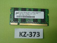 Micron 2 GB DDR2-667 200p (MT16HTF25664HY-667E1) Memory RAM #KZ-373
